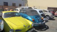 Random Ghia Photos at the Open House at LaVere's VW shop Concord, CA