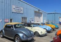 Random Bug Photos at the Open House at LaVere's VW shop Concord, CA