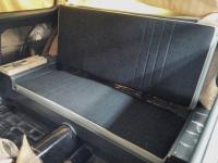 Front and rear seats 1959 Ghia dolphin blue