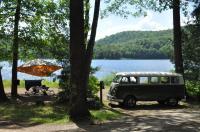 Camping at Taylor Lake