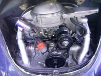 Beetle bob silver engine