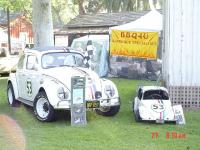Ya gotta have a herbie if its a bug show, there were two and 1/2