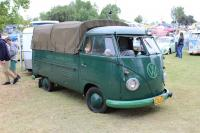 Green Single Cab with trailer from El Prado 2016