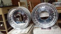 NOS Centerline Convo Pro Fully Polished Wheels