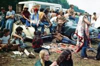 vw's at woodstock