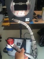 Ice cooled air cooler for my Vanagon