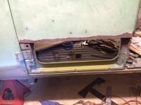 autocraft and klassic fab cargo door repair