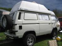 16 inch syncro Westy