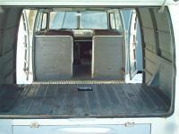 Rear cargo area of my 65 DD WT Panel