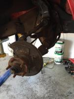 front beam replacement