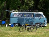 Bugs, Buses, Bikes and a Band