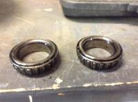 Bearings and races