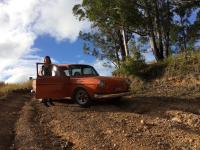 Australian back roads in a Type 3