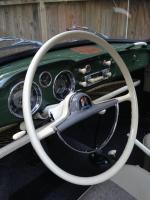 Lowlight steering wheel