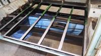 Cargo floor repair - flipseat
