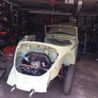 Beryl green 63 convertible