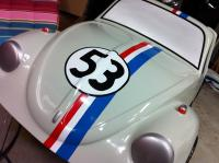 Herbie Kiddie Ride