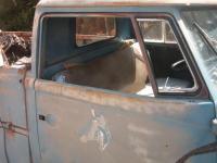 Roll down windows in a splitty???