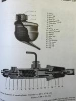 61' Master Cylinder