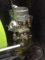 Scat P40 Optional port for SVDA