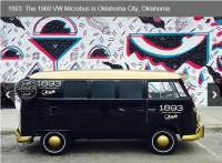 Pepsi 1893 Microbus