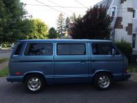Bluestar with CLK wheels