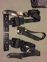 Vanagon rear 3pt belts