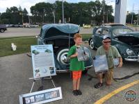 Rare Vintage Air VW Show At Zimbrick VW Dealer - Middleton, WI