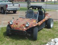 KyBugs's new Buggy