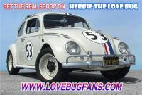 Original Herbie #2.  Porsche powered.