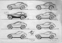 Mels dune buugy sketches
