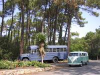 my62 bus in france hossehor