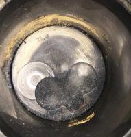 1Y diesel damage