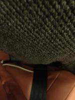 Seat belt installation