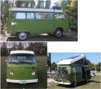 UPDATE RECOVERED - STOLEN IN OAKLAND: 1978 VW WESTFALIA