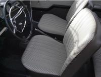 Perfectly done NOS interior