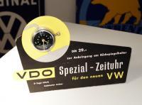 VDO Kienzle mirror clock Spiegeluhr sales display