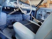 1959 Dolphin Blue Interior