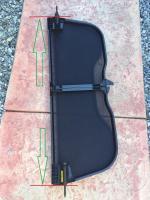1Y0862951A New Beetle Wind Deflector
