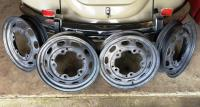 "China-repro 16"" Pre-A wheels, as stripped"