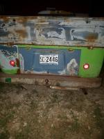 new rear bumper