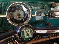 Horn button, Connecticut aaa, deck lid light