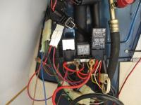 Late-model Vanagon A/C relays