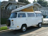 My Recently Purchased 73 Camper