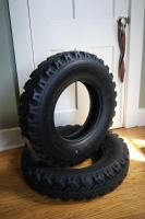 Power King bias ply tires
