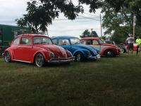 Mild Custom line up at Volks Fair