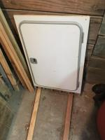 Fridge door cabinet work