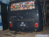 66 panel rust repair