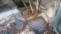 Flipseat - front floor repair