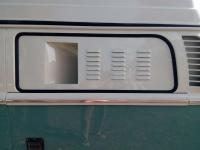 air conditioning unit panel A/C
